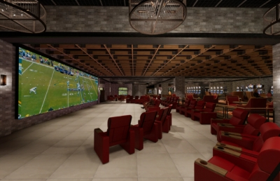 New York's Largest Sportsbook Opens at Yellow Brick Road