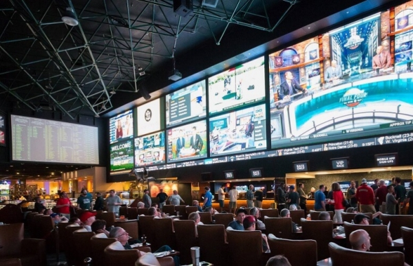 March Madness 2019 at the Westgate Superbook